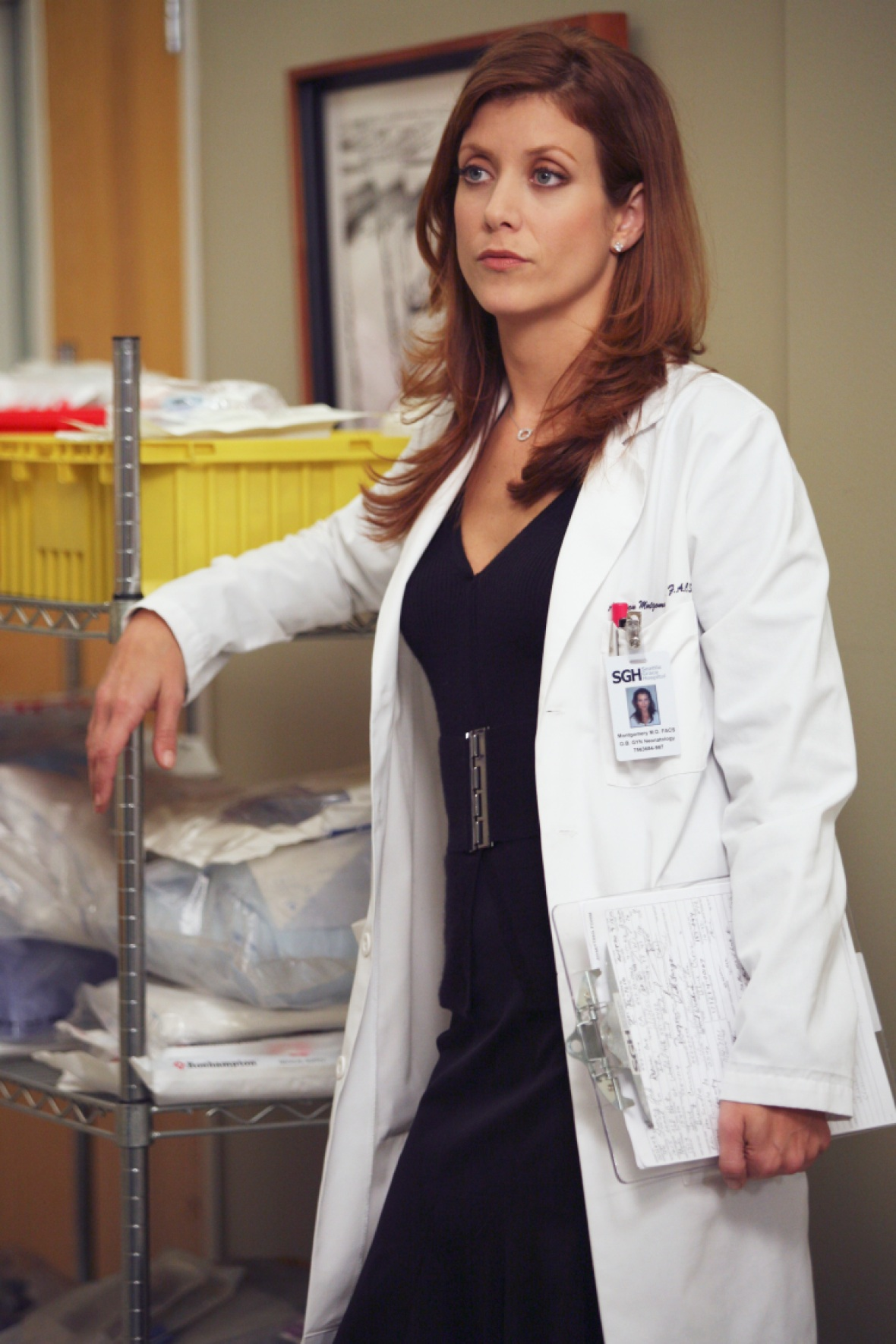 kate walsh 'grey's anatomy' getty images