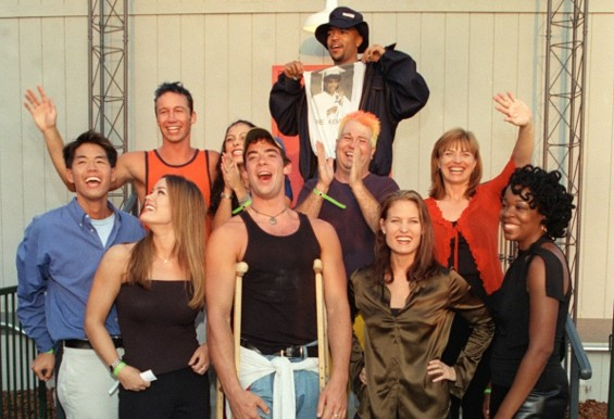 'big brother' season 1