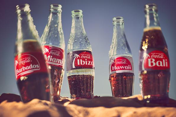 coca-cola bottles makeover r/r