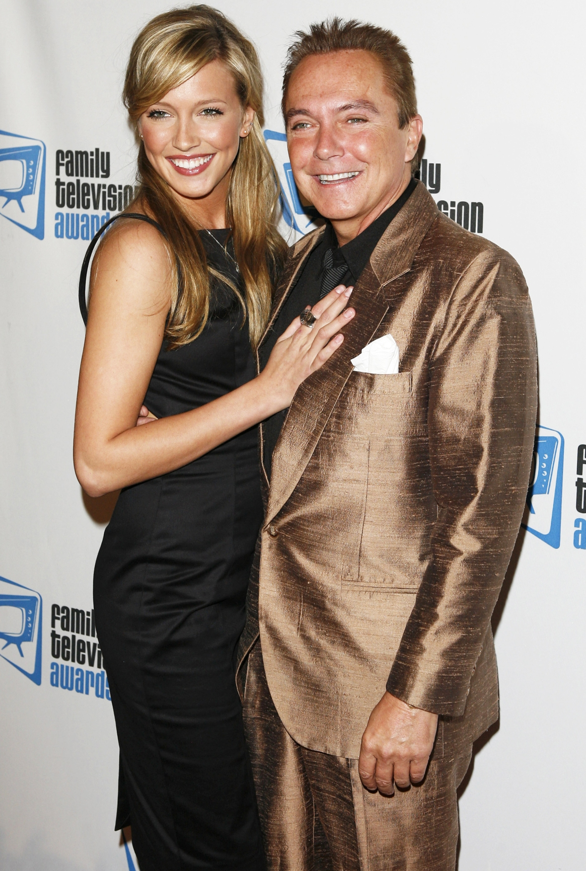 david cassidy katie cassidy getty images