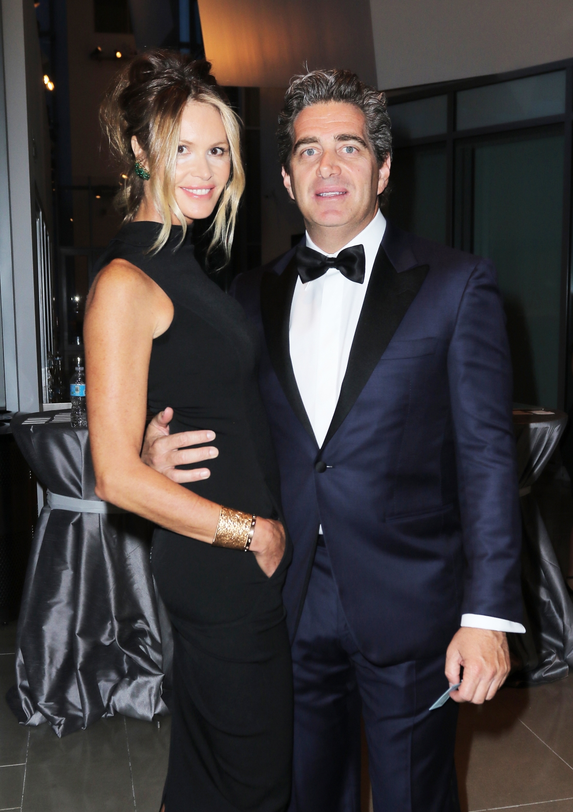 elle macpherson husband getty images