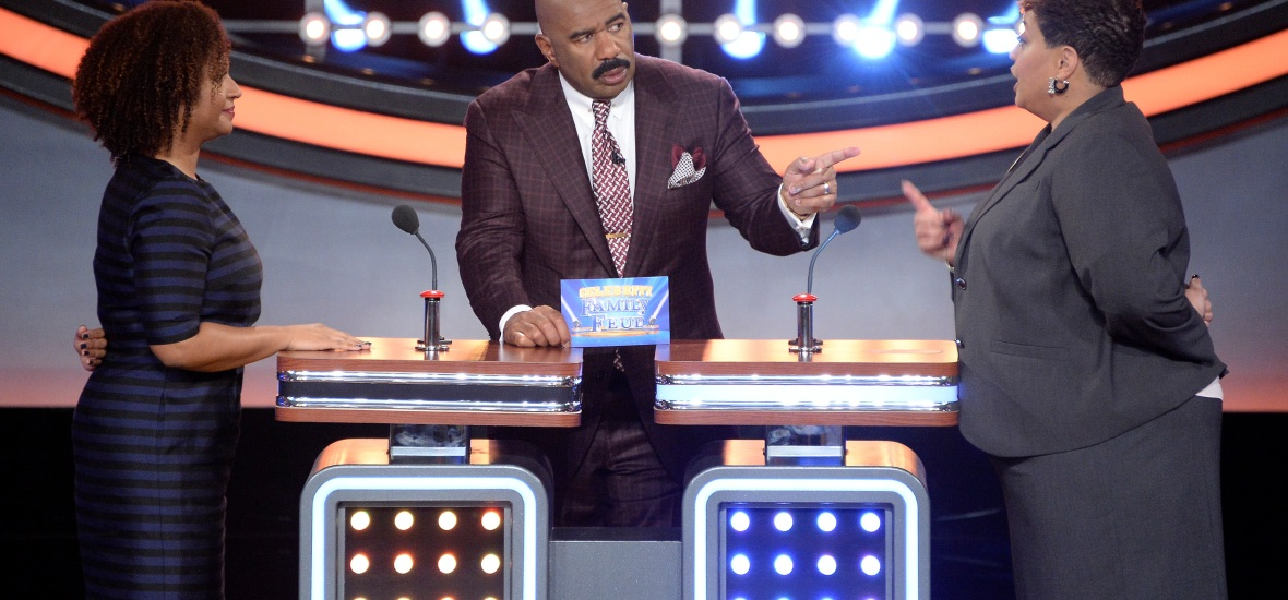 Family feud steve harvey