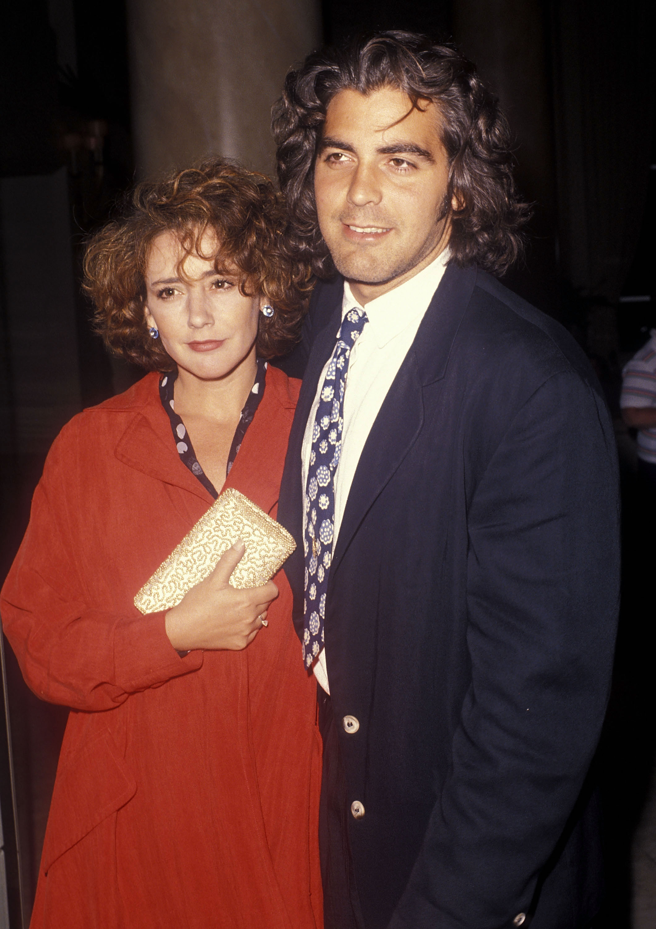 Remember When George Clooney Was Married to Talia Balsam?