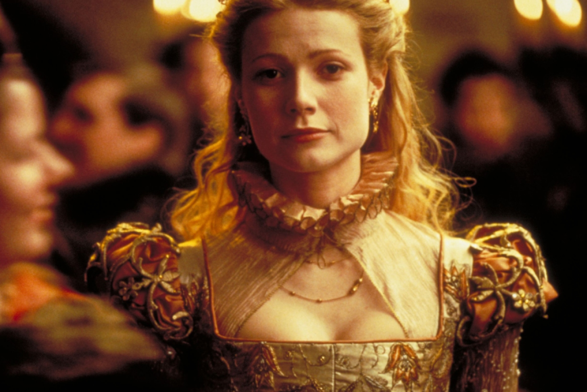 gwyneth paltrow 'shakespeare in love' r/r