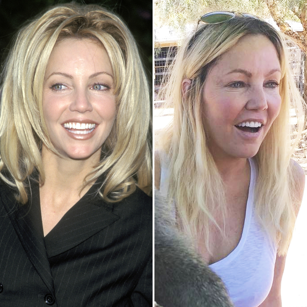 heather locklear getty images