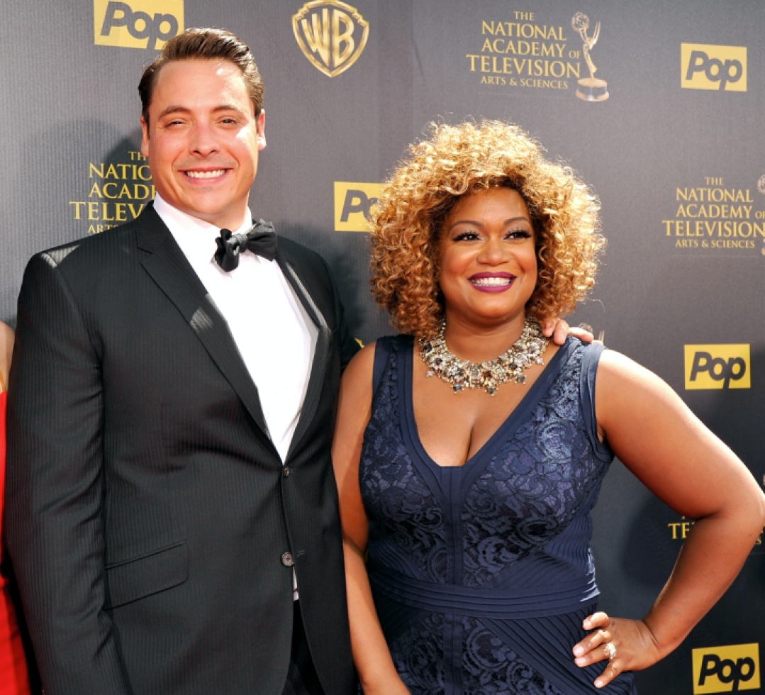 jeff mauro sunny anderson getty images