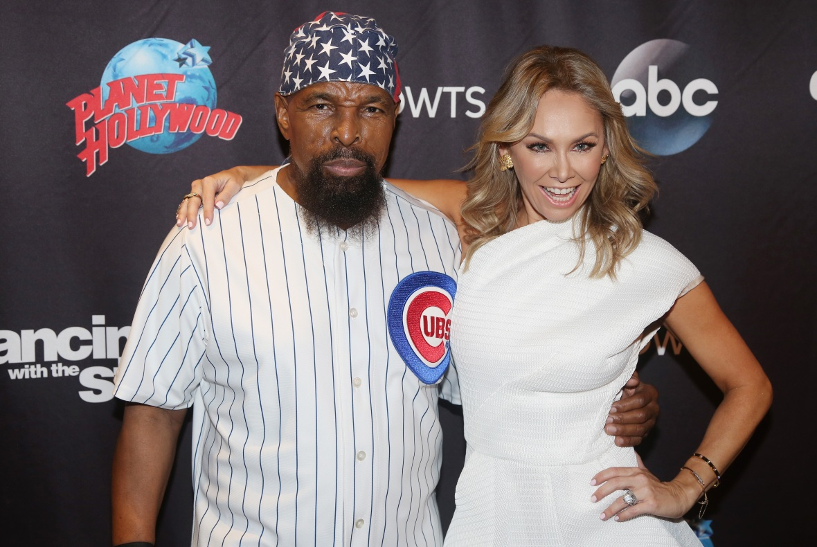 kym johnson mr. t getty images