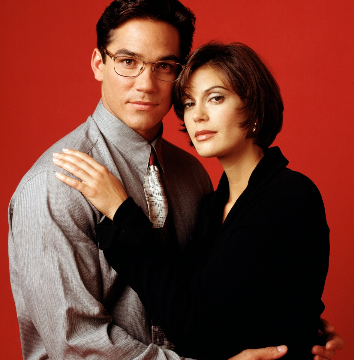 'lois & clark' getty images