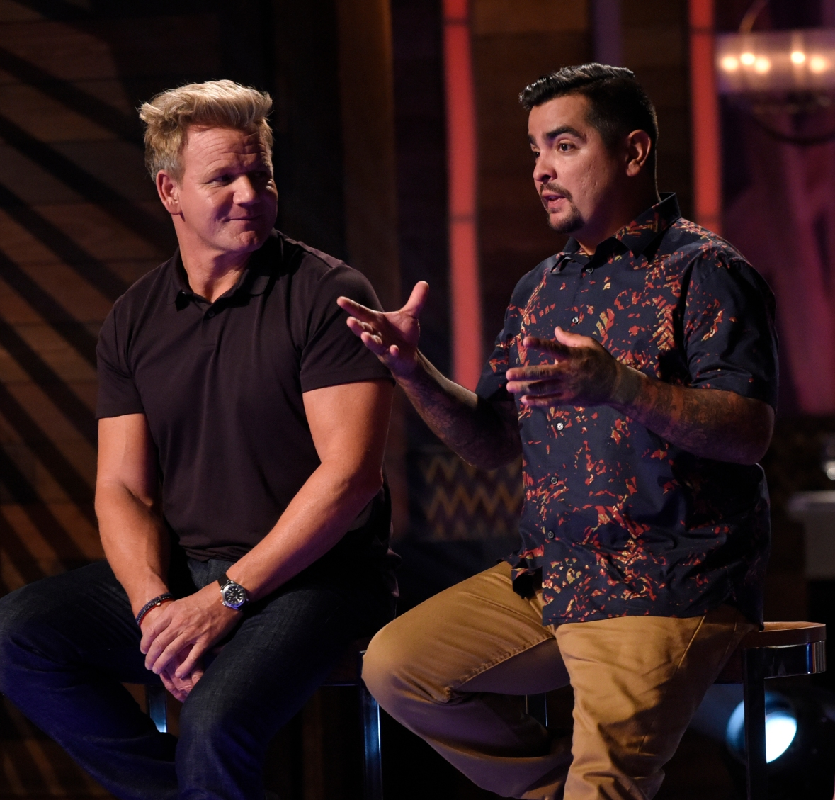 Aáron Sánchez Dishes On His New Gig As A MasterChef Judge