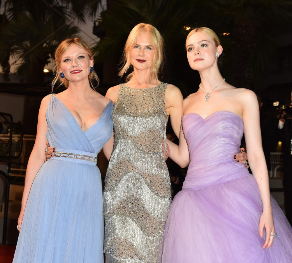 nicole kidman 'the beguiled' getty images