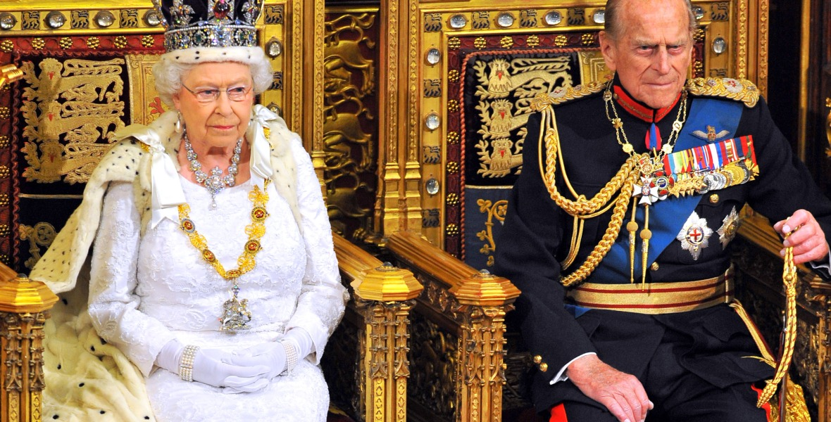 prince philip getty images