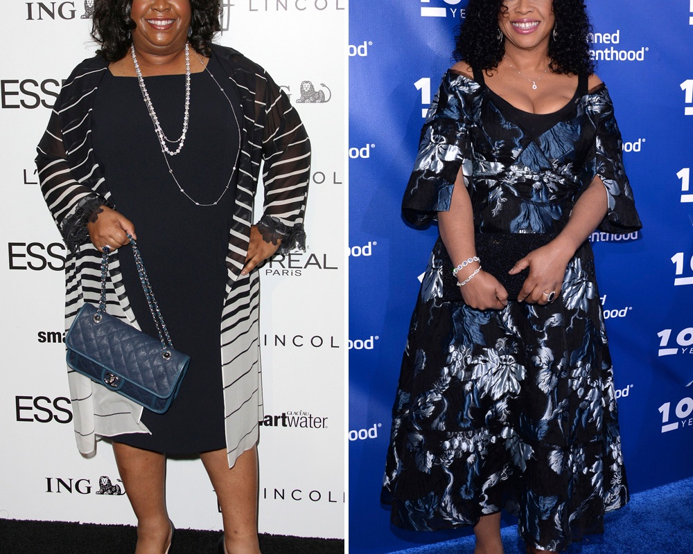 shonda rhimes weight loss getty images