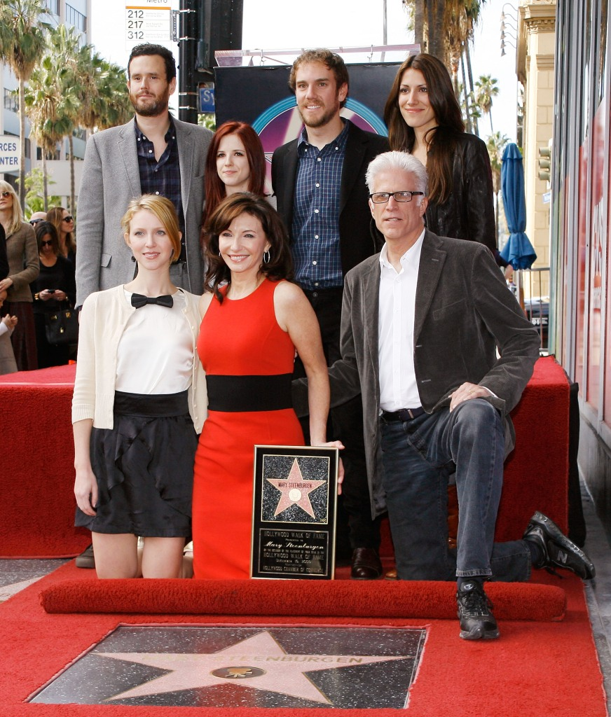 Ted Danson Family