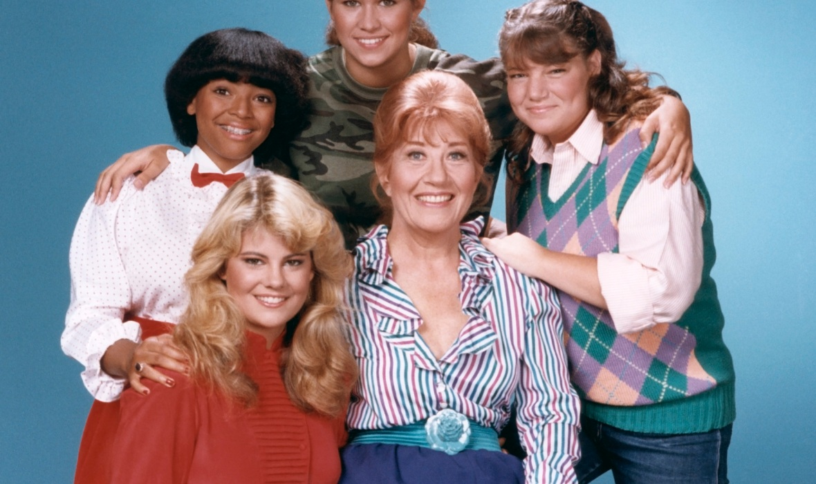 'the facts of life' cast getty images