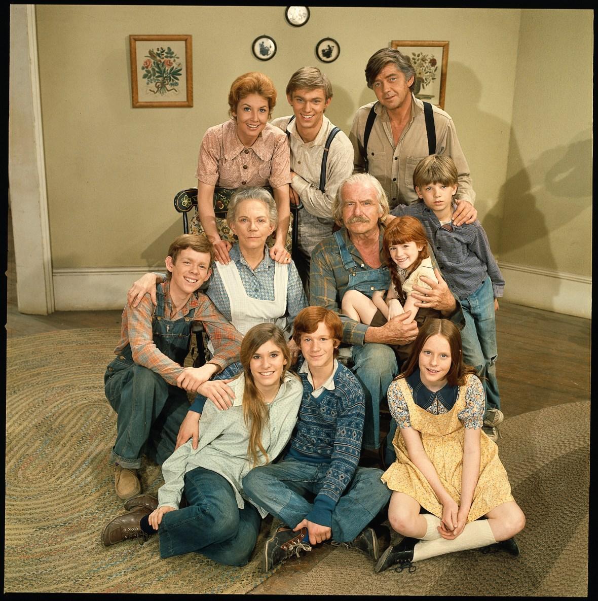 <i>the waltons</i> cast