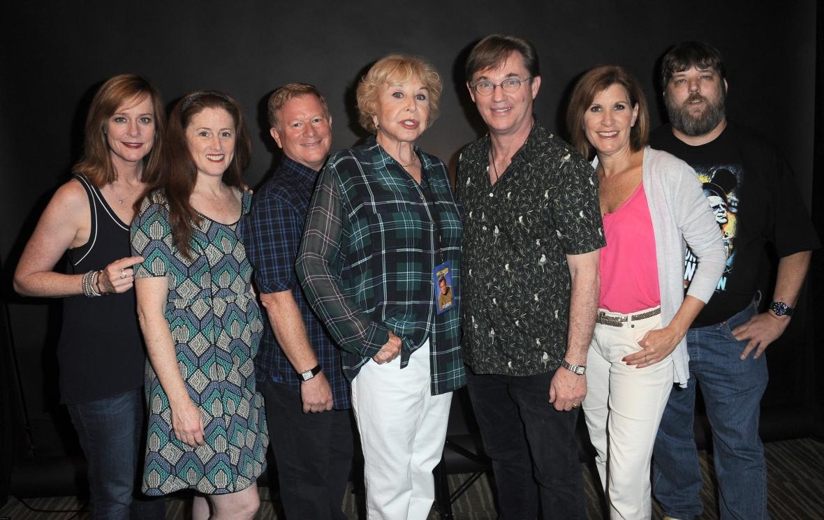 the waltons cast
