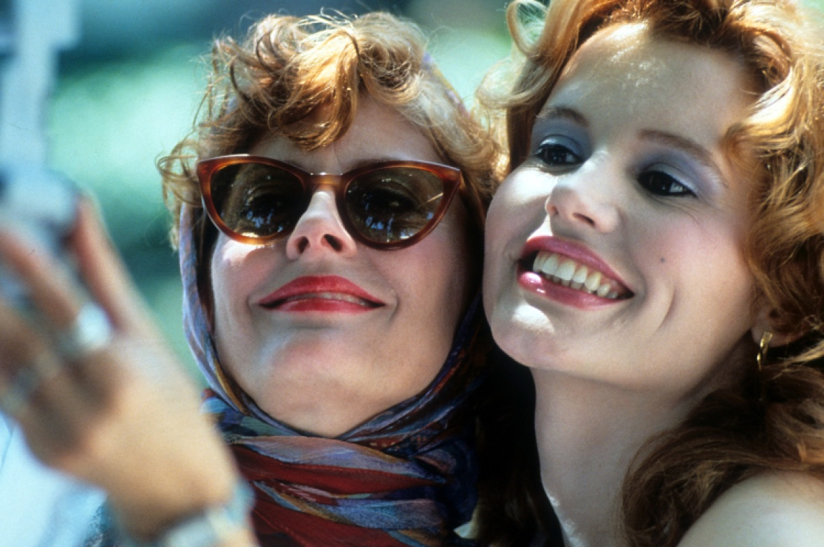 'thelma & louise' getty images
