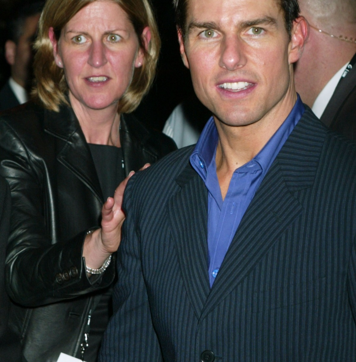 tom cruise sister getty images