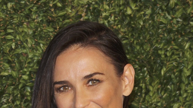 fdd2562b91723 Demi Moore, Lance Armstrong, and More Celebs Who Turned Down Dancing ...