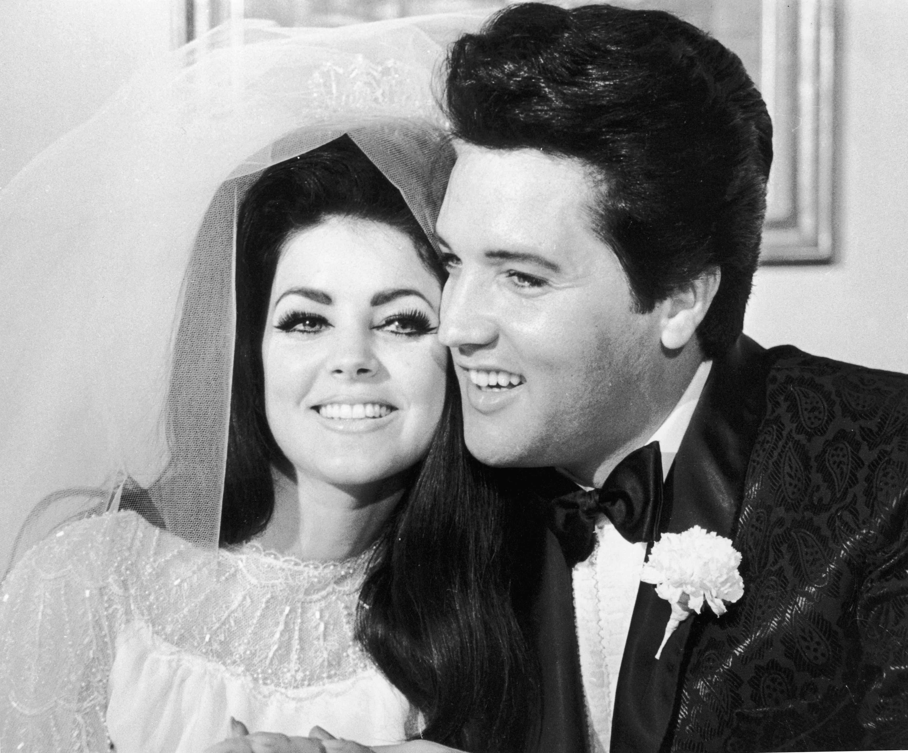 Priscilla Presley Remembers the Best Gift She Ever Got ... |Elvis And Priscilla Presley