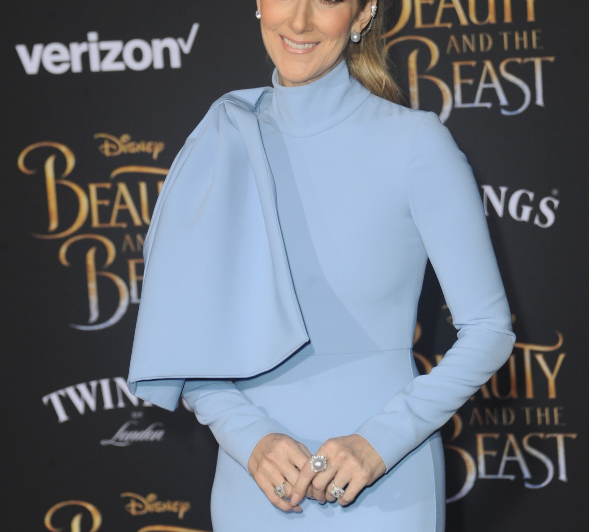 celine dion disney - getty