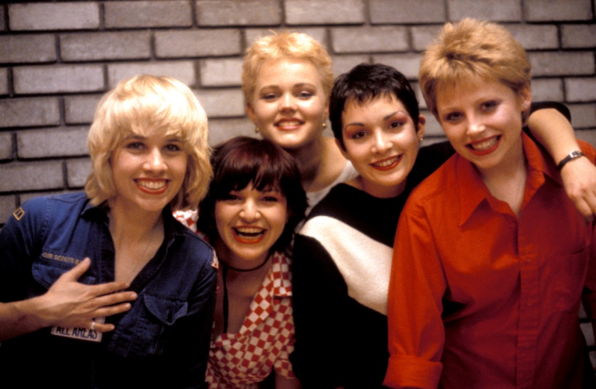 the go-gos getty images