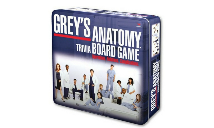 grey's anatomy board game