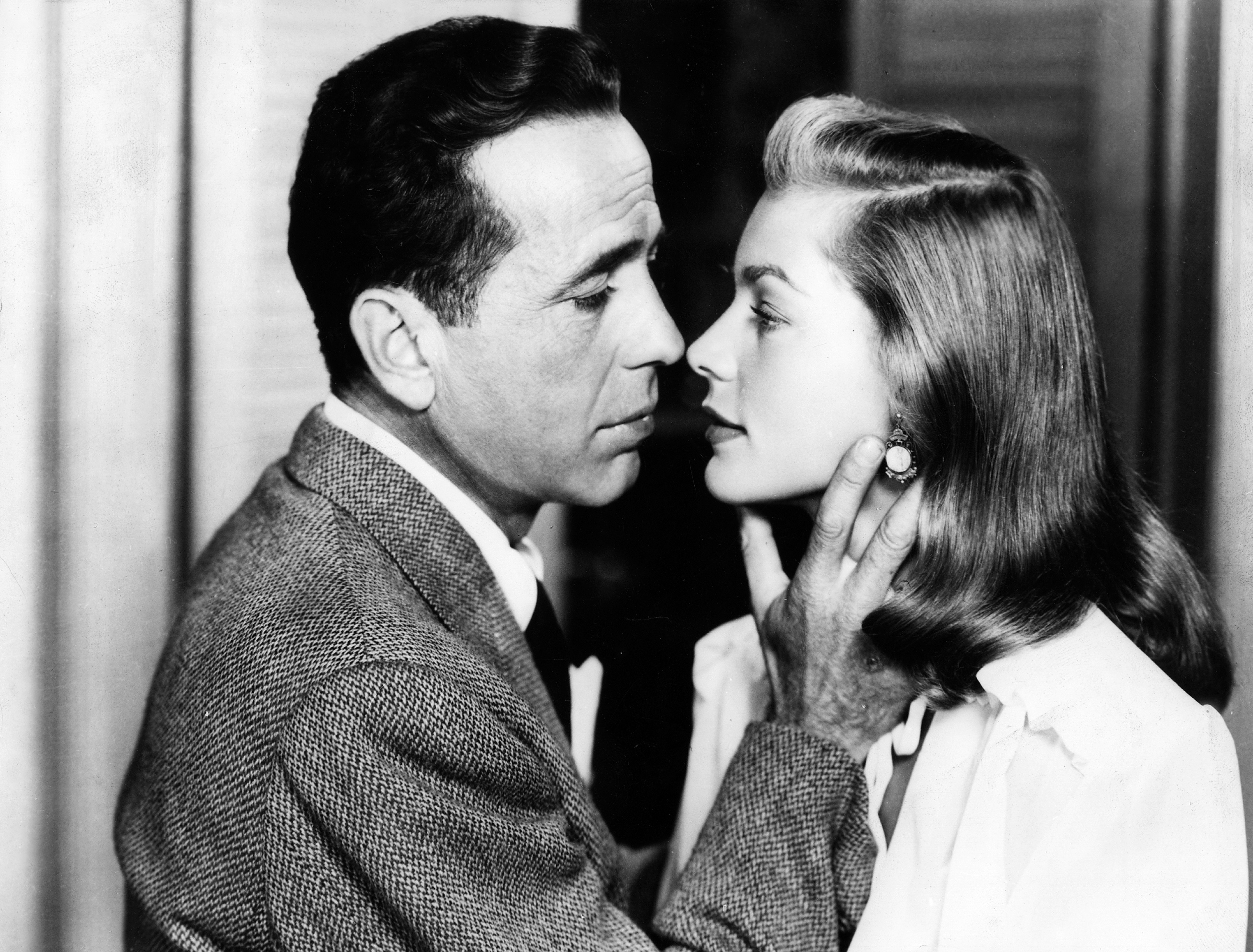 Lauren Bacall and Humphrey Bogarts Love Story: Details on