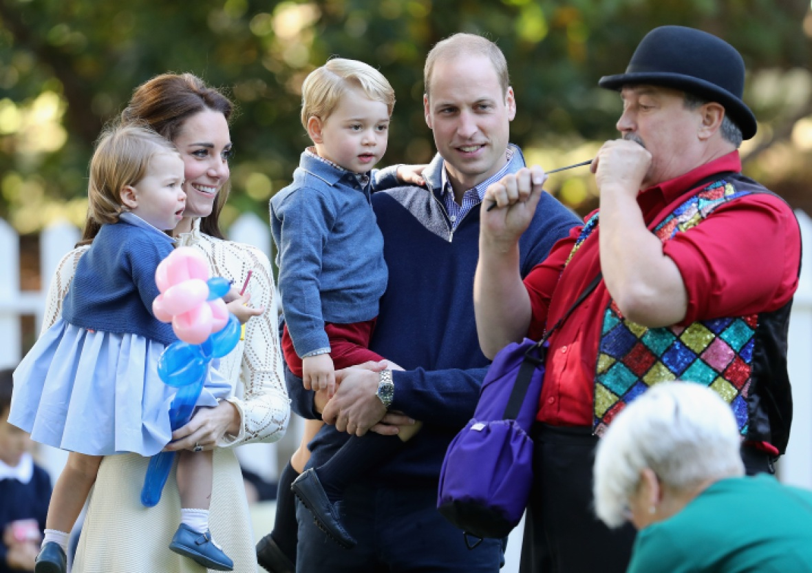 kate middleton prince william kids getty images