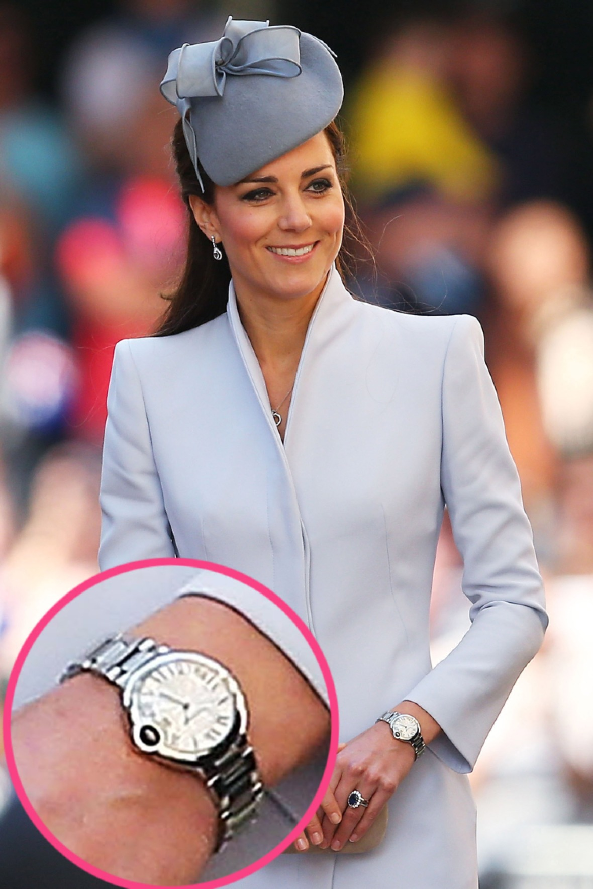 kate middleton watch getty images