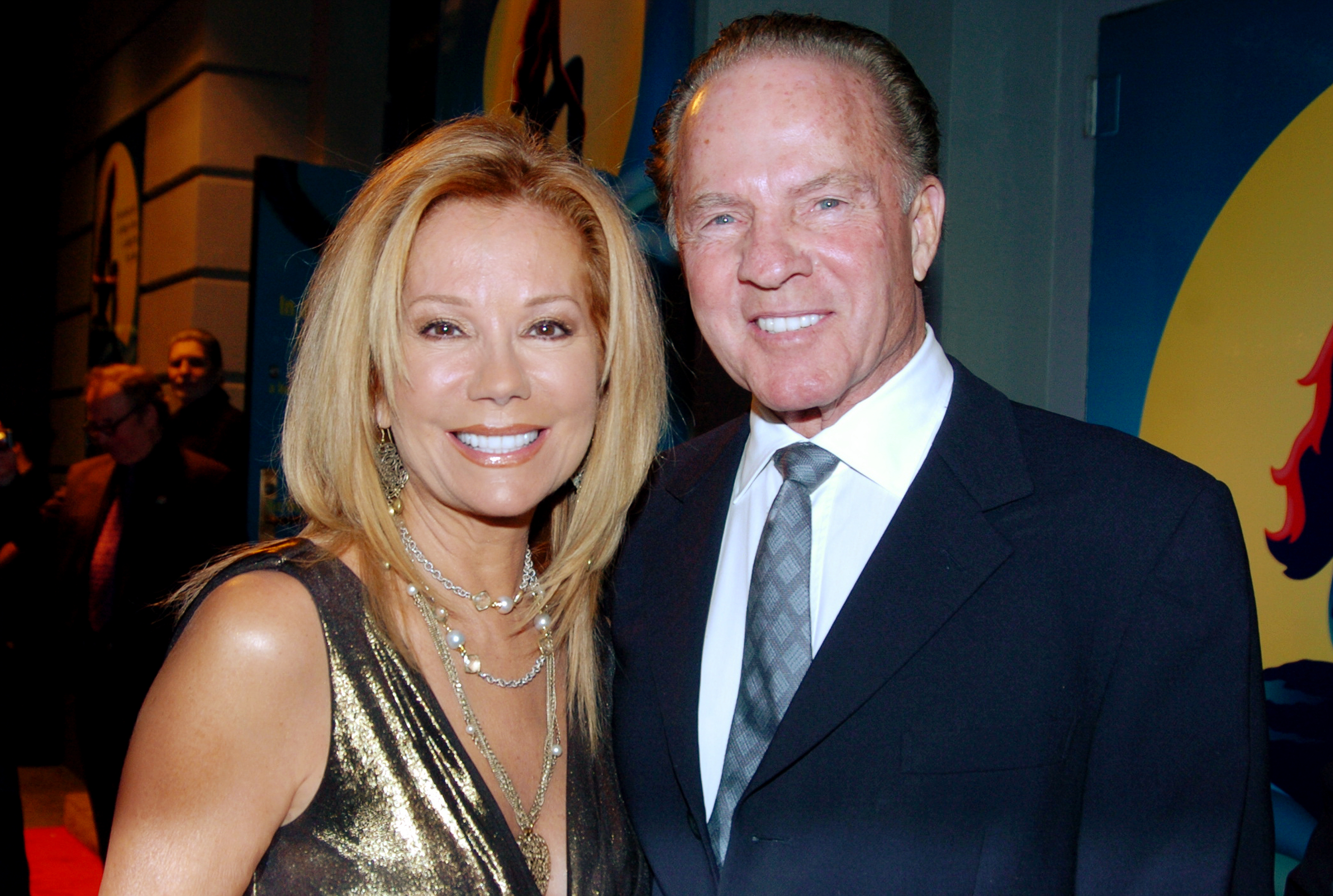 Kathie Lee Gifford Shares Why She Forgave Husband Frank