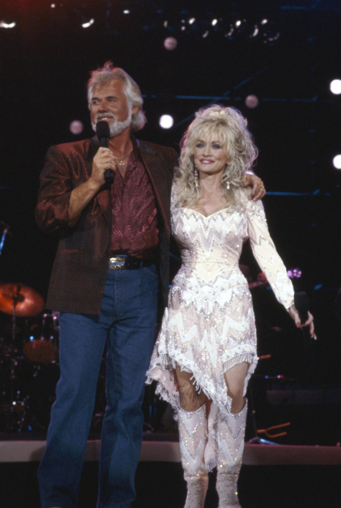 Dolly Parton S Last Performance With Kenny Rogers Will Be Very Emotional