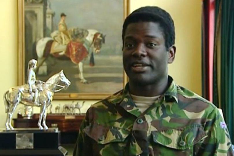 nana kofi twumasi-ankrah, new equerry — youtube