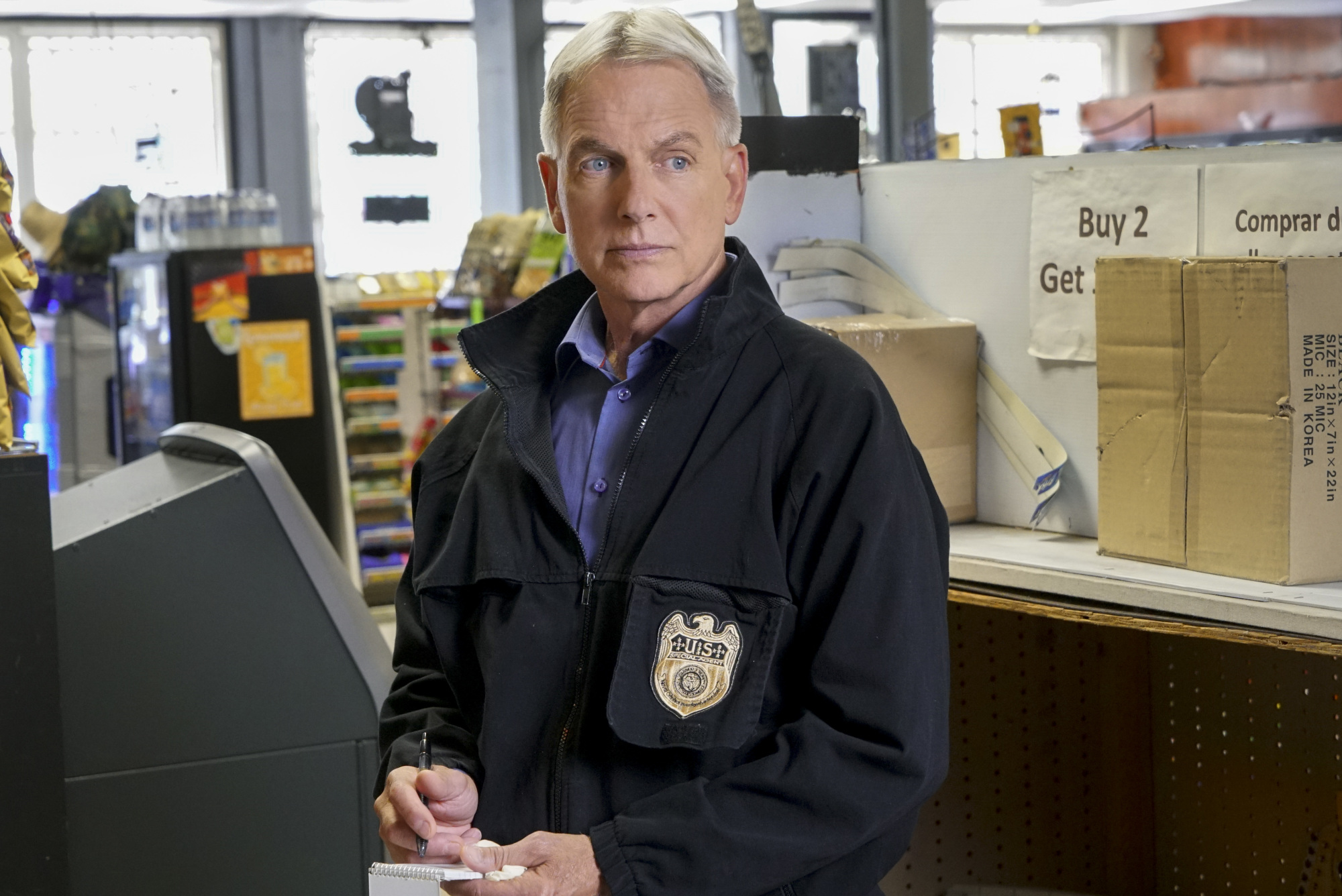 Mark Harmon Isnt Leaving Ncis But His Role On The Show Could