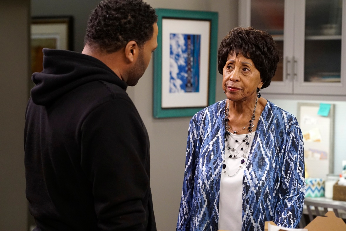 marla gibbs blackish getty