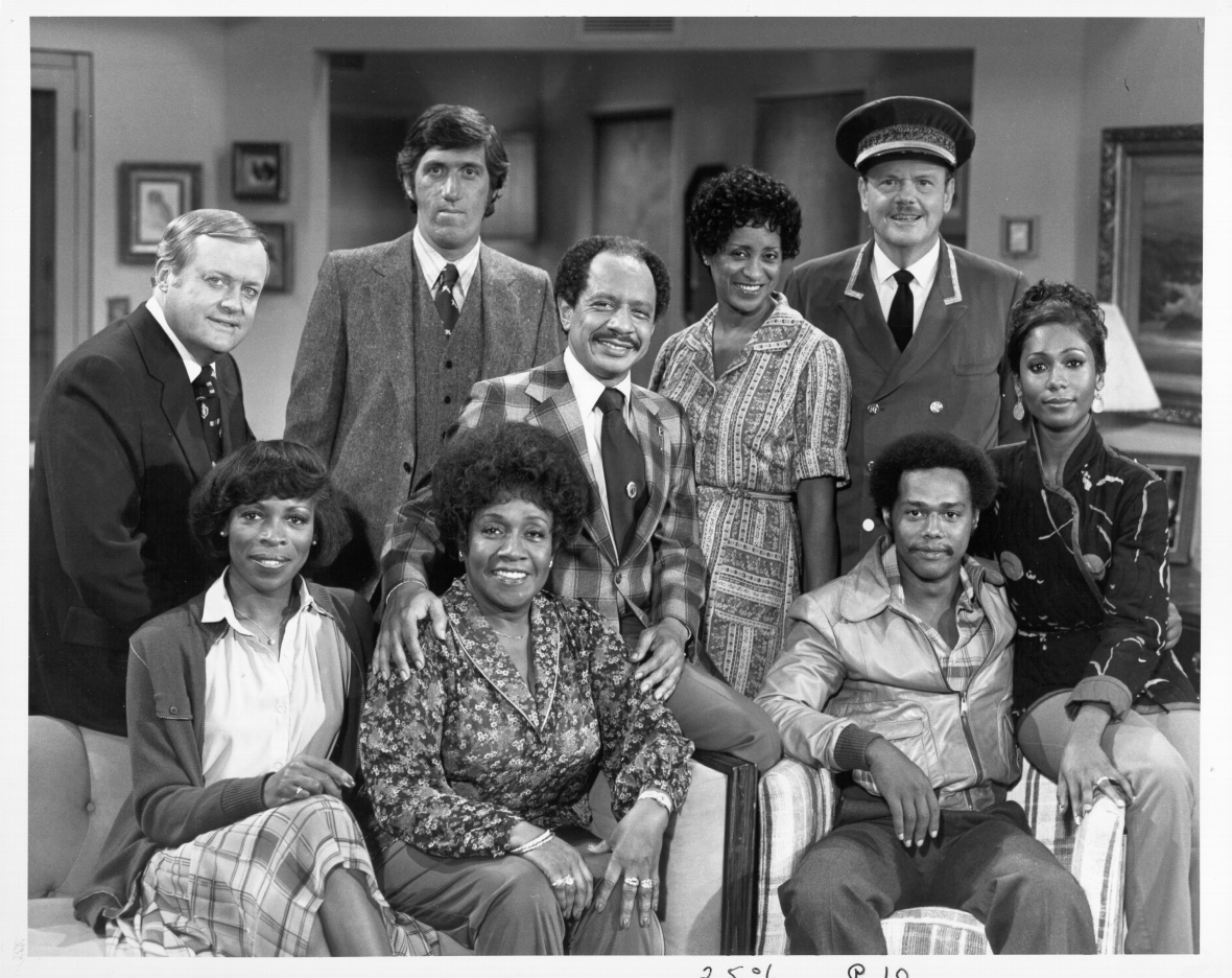marla gibbs the jeffersons getty