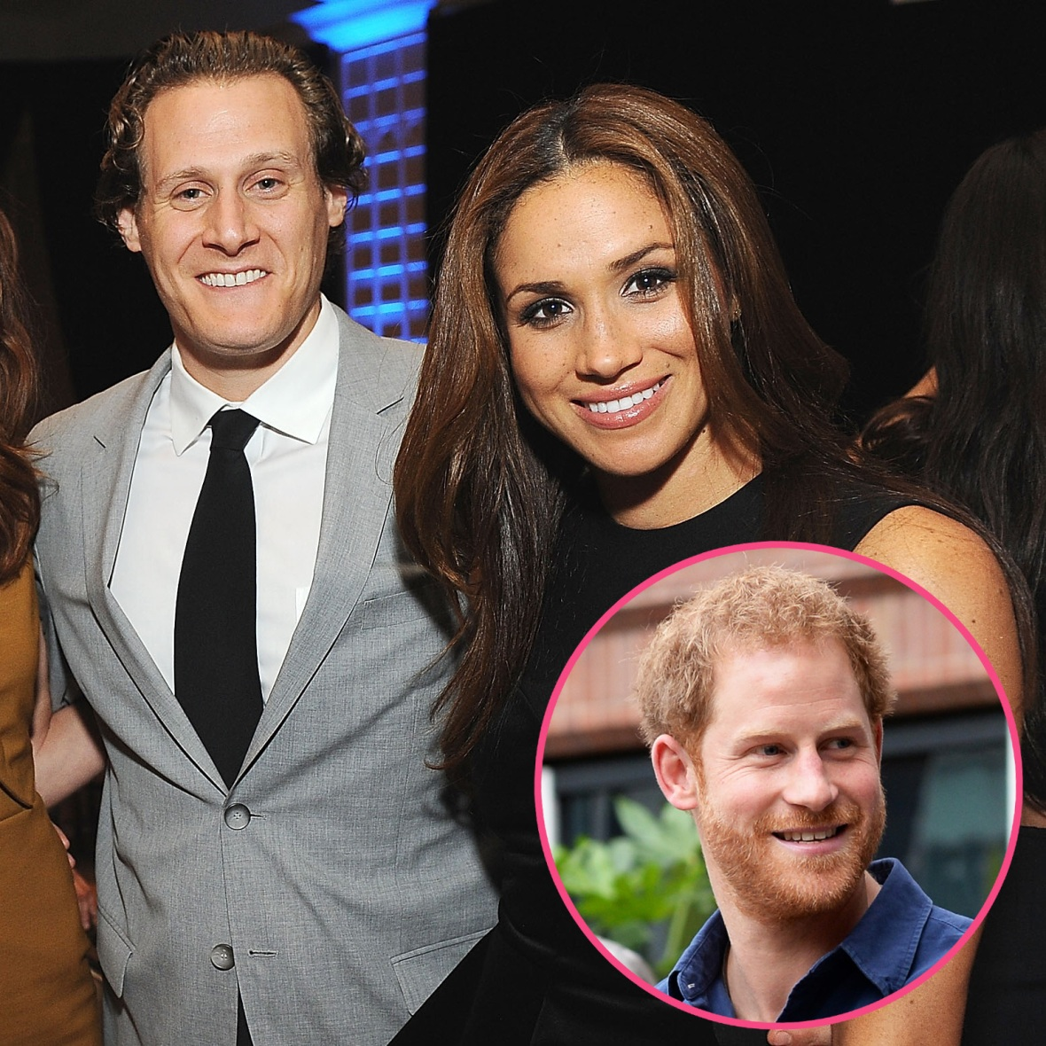 meghan markle ex-husband prince harry getty images