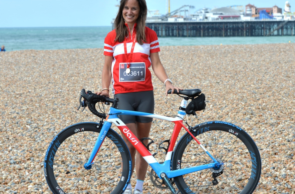 pippa middleton bike