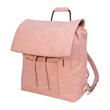 prime day 2017_closer - rosie pope highbury hill backpack diaper bag, pink