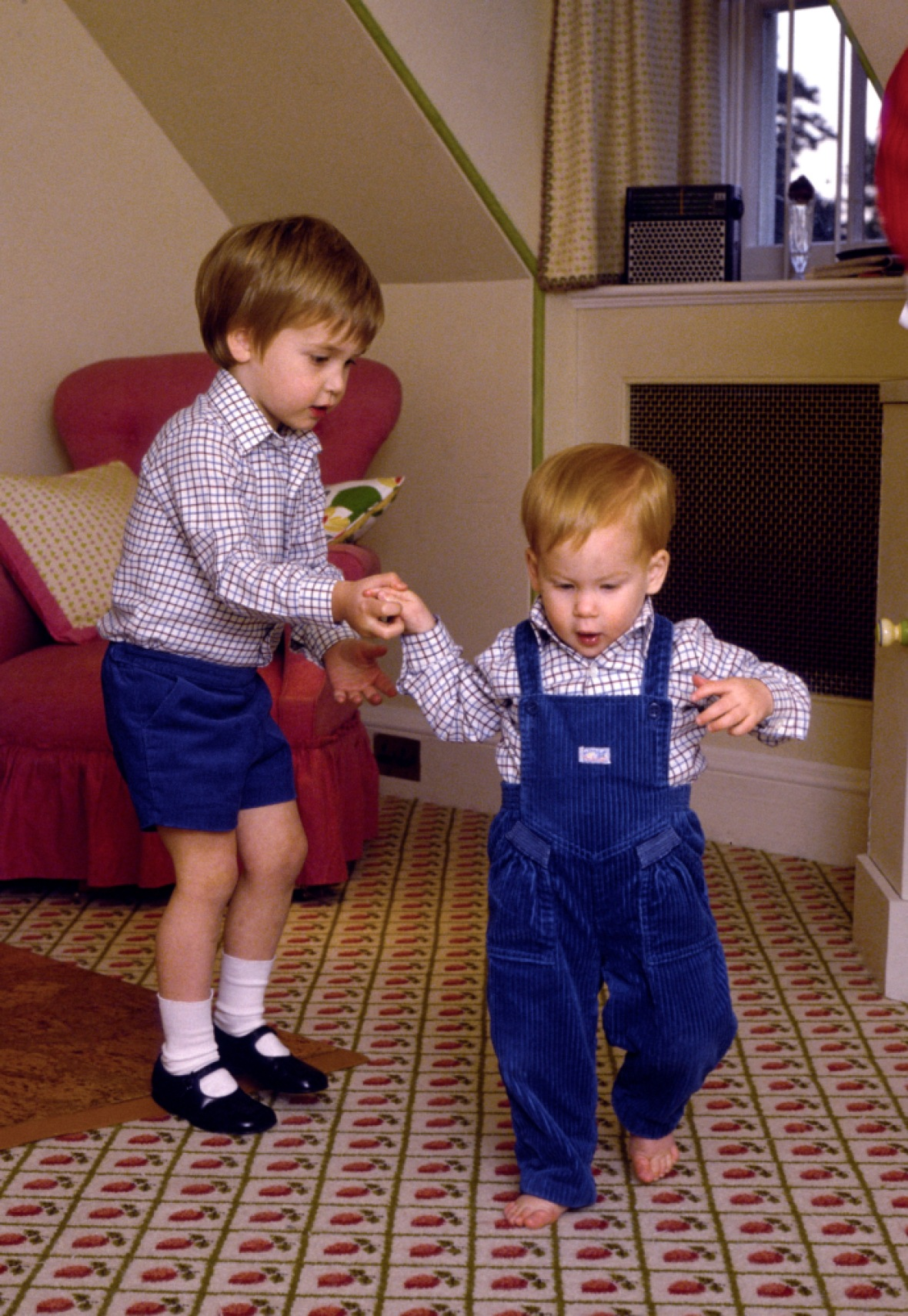 prince william prince harry getty images