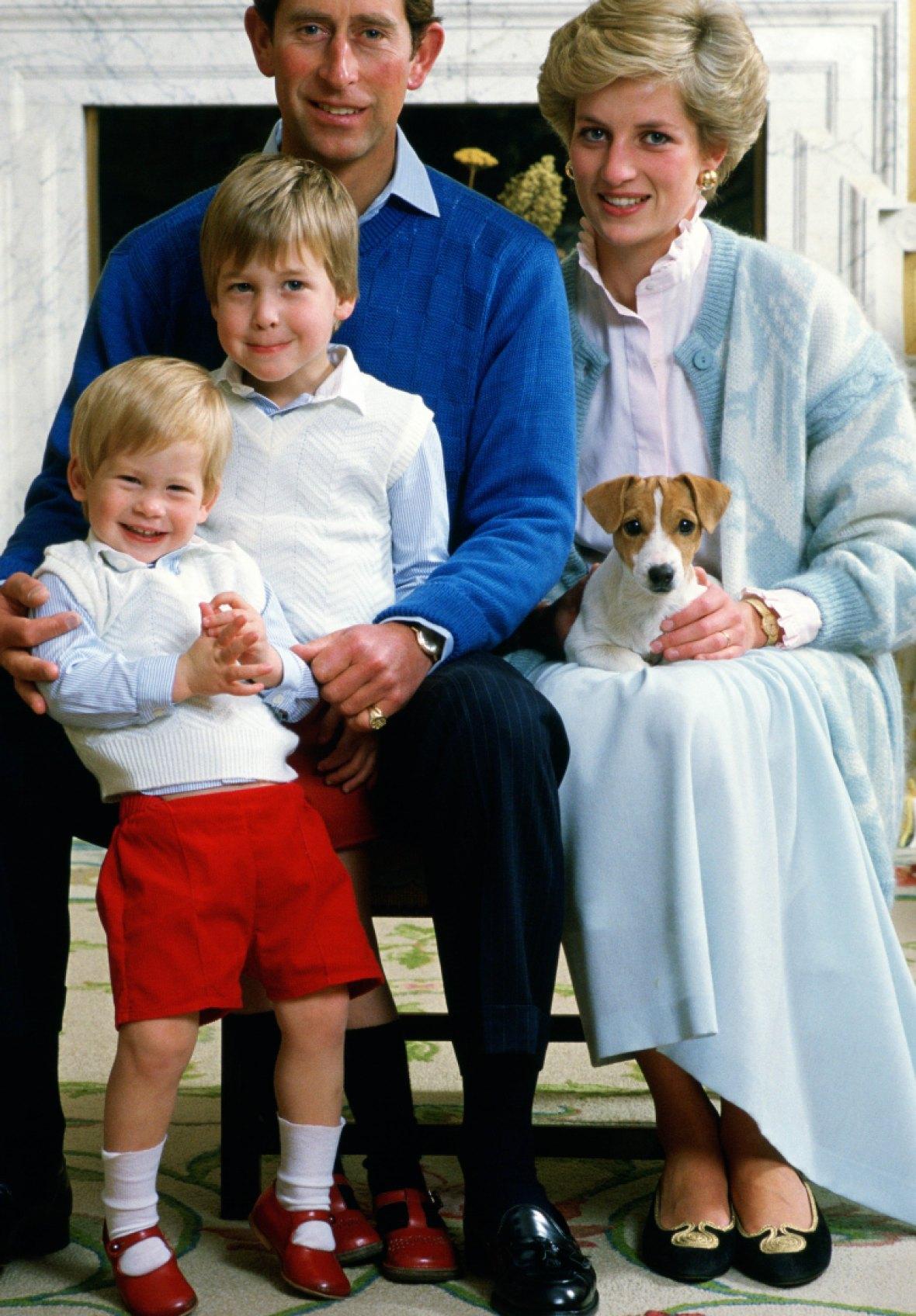 princess diana family