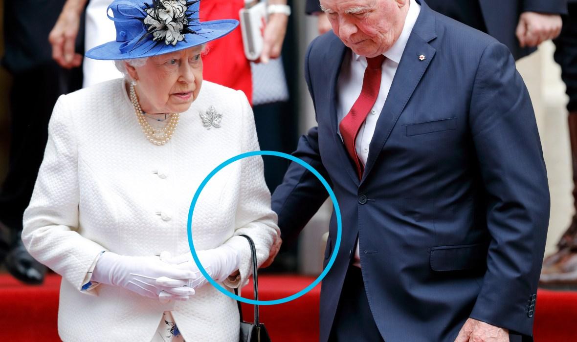 queen elizabeth getty images