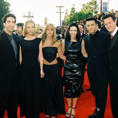 'Friends' Cast Net Worths Revealed