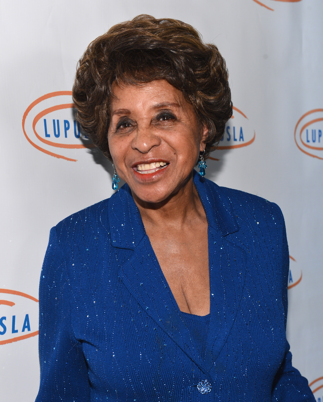 Photo de Marla Gibbs avec un hauteur de 173 cm et à l'age de 89 en 2021
