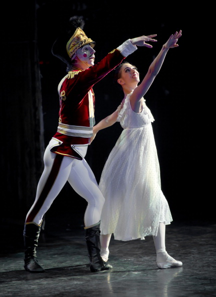 the nutcracker ballet getty