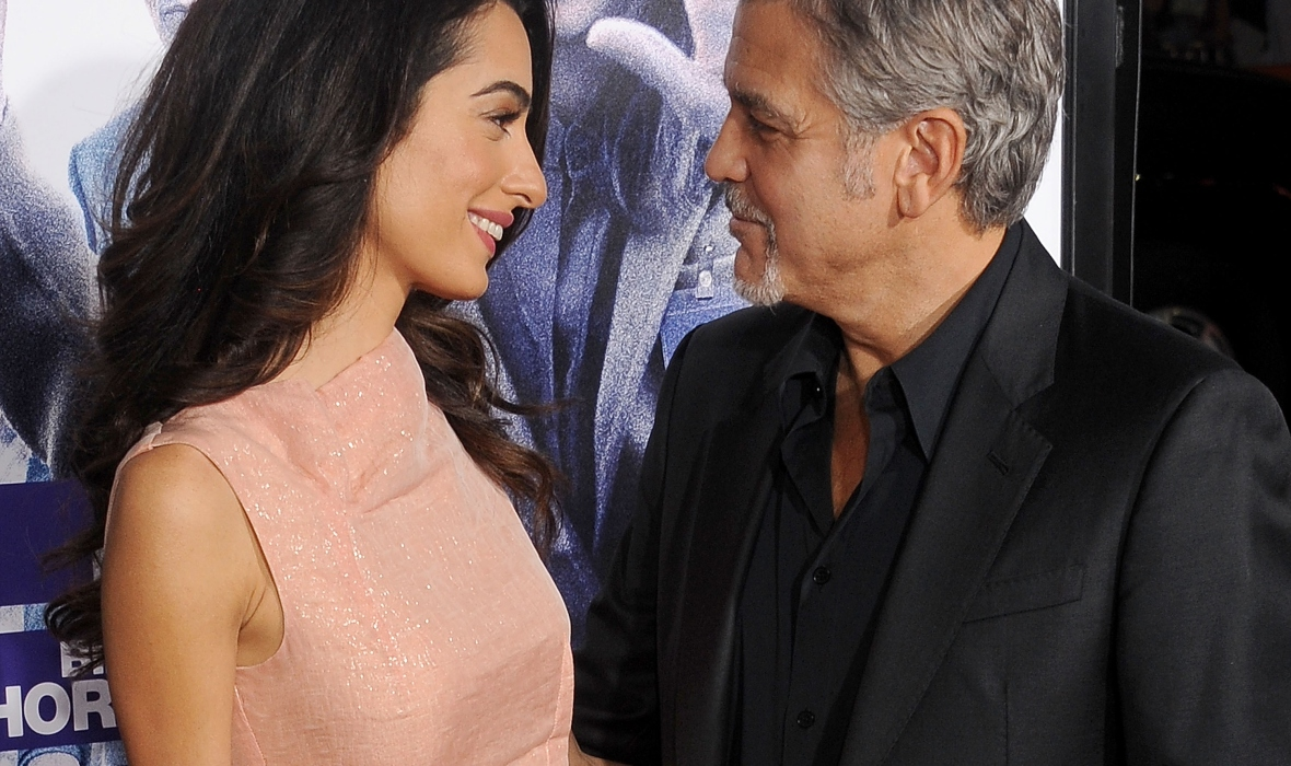 George Clooney Says Fatherhood With Twins Ella And