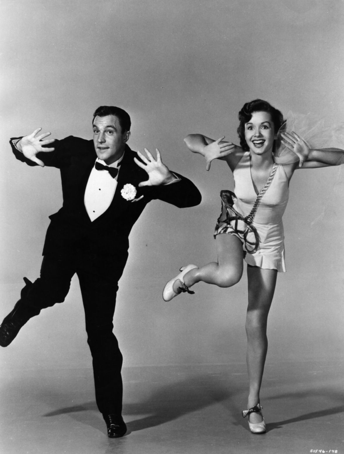 gene kelly debbie reynolds 'singin' in the rain' getty images