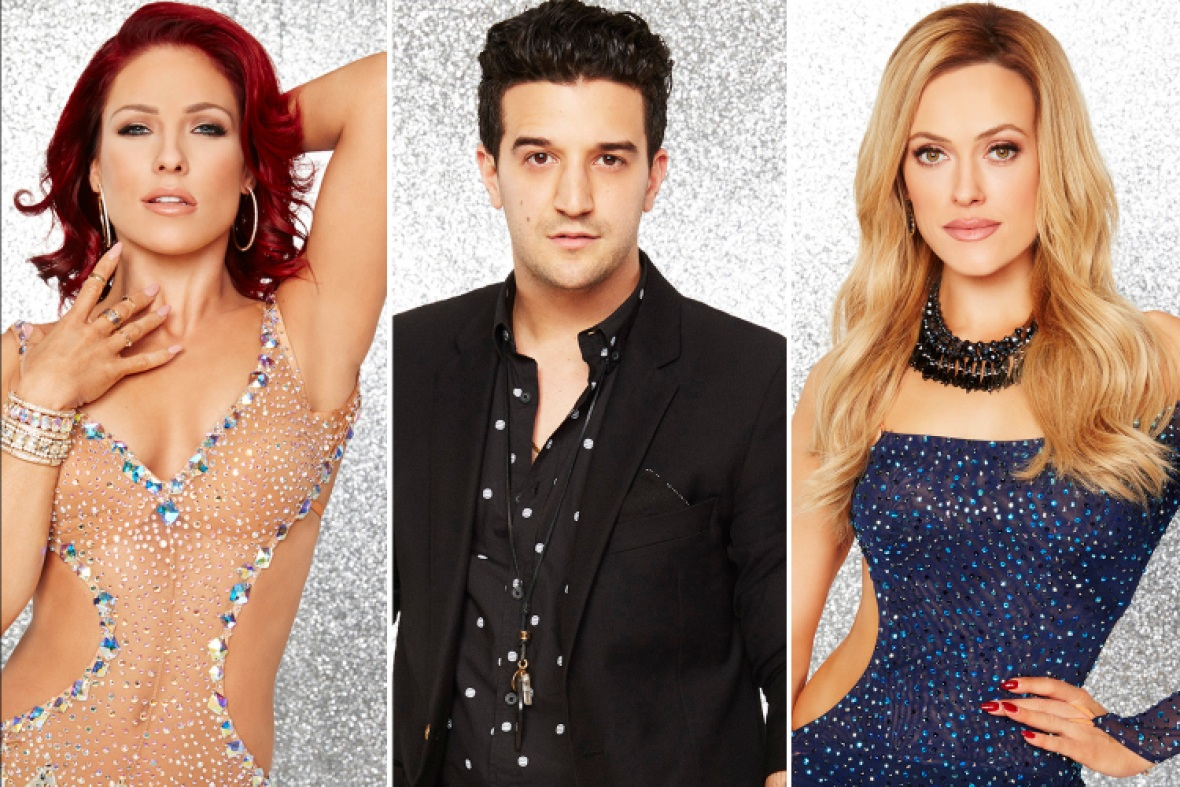 'dwts' pros getty images