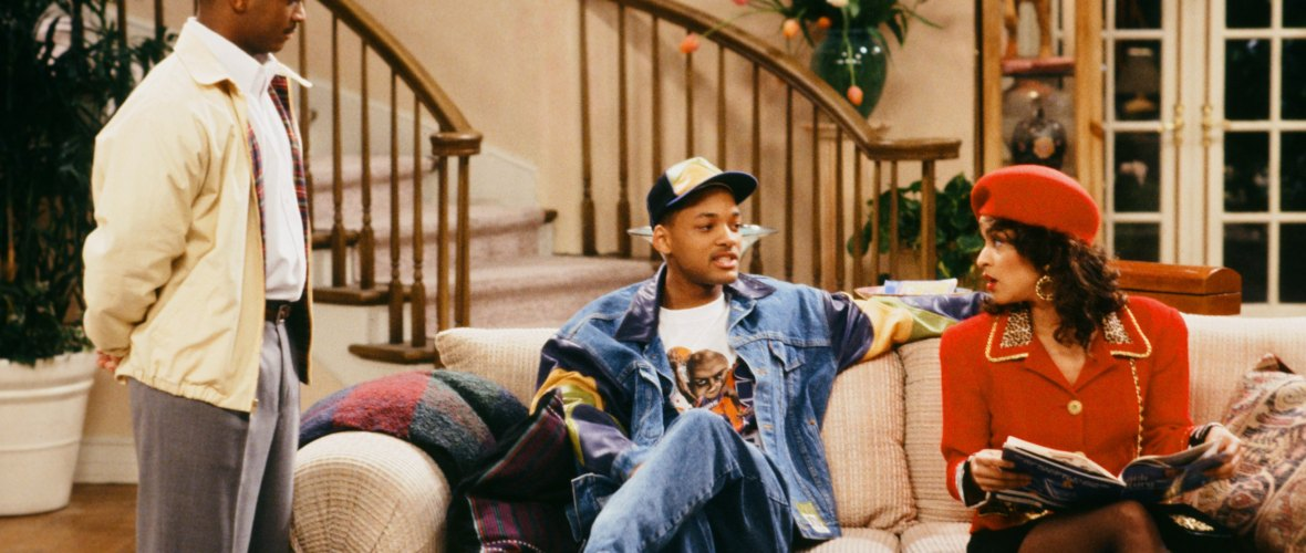 'fresh prince of bel-air' getty images