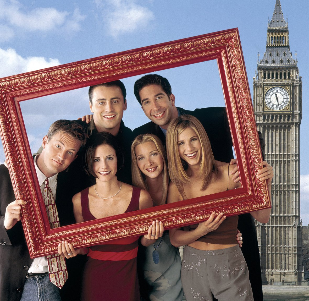 friends cast getty images